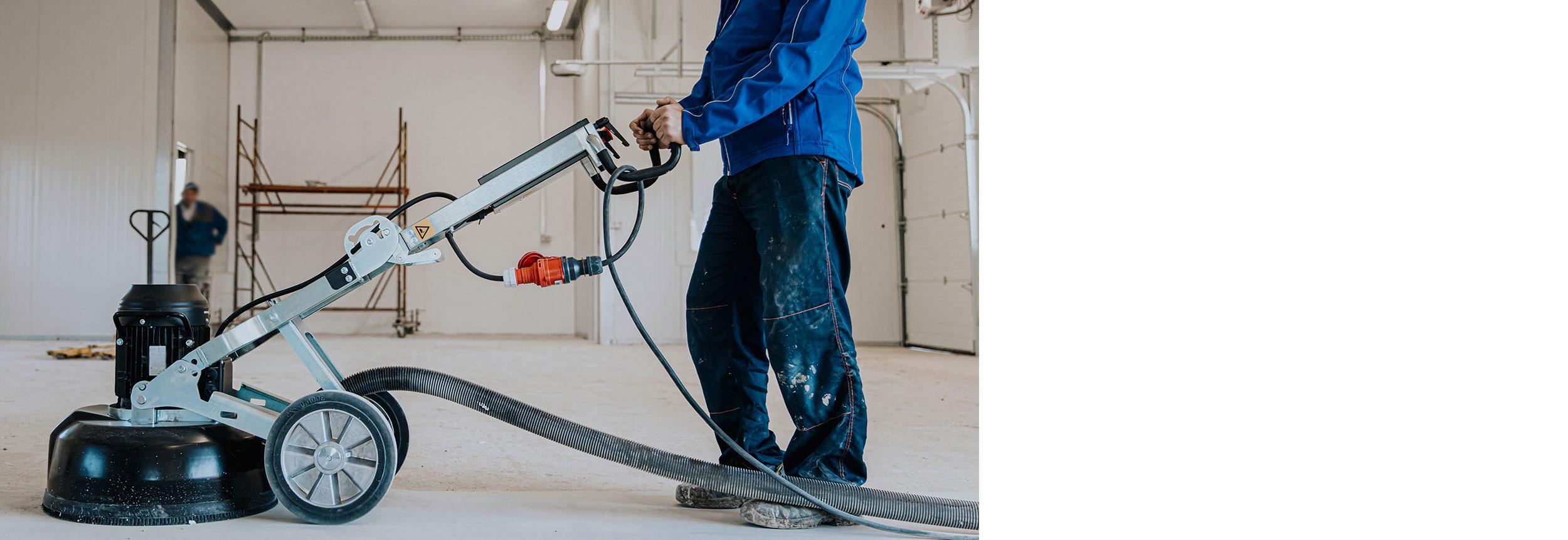 Kompletní opravy podlah